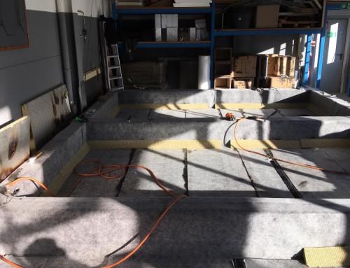 Schulung Dachdecker – Flachdach