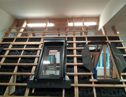 Schulung Dachfenster
