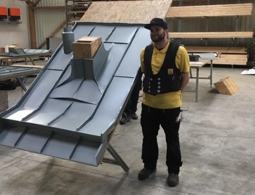Klempnerlehrgang Falztechnik