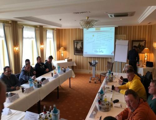 Meister und Kolonnenführer Seminar