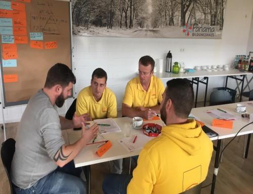 Projektmanager und Teamleiter Seminar